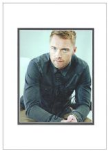 Ronan Keating Autograph Signed Photo